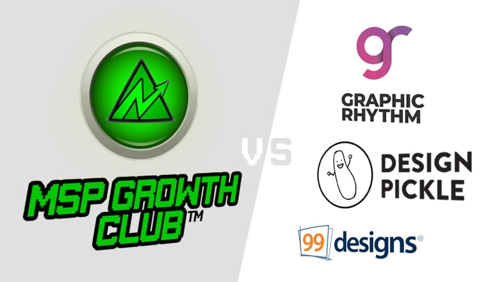 msp growth club vs 99 designs